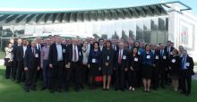 Group photo of the 6th AFNET/EHRA Consensus Conference